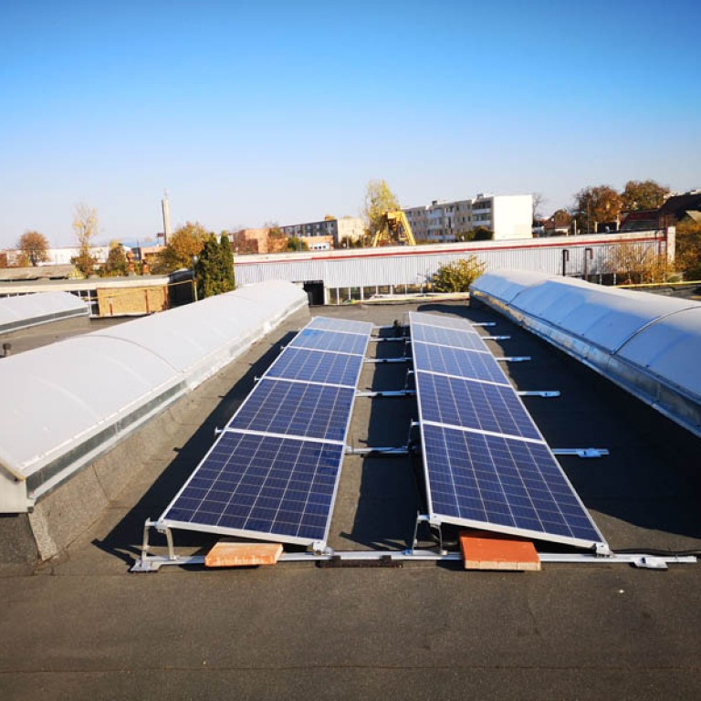 sistem fotovoltaic on grid 3 kw